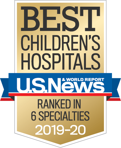 Best Childrens Hospital 2019 - 2020
